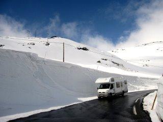 Norway tour – May 2009