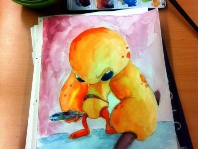 Creature_Painter