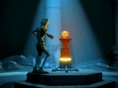 The secret stone of Horus