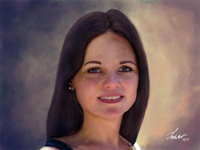 Ulrike Portrait