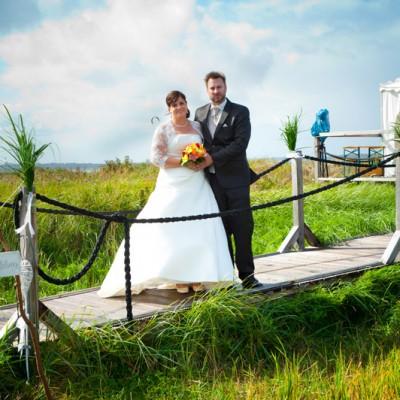 Ines & Sven Wedding ceremony