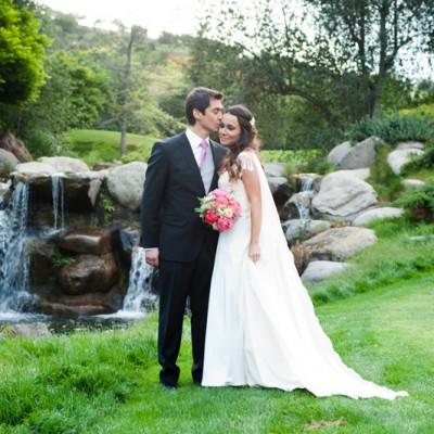 Park Wedding Ceremony