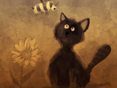 cat & been