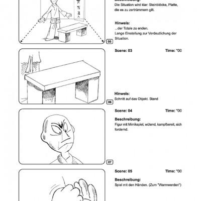 Gambare Saburou Storyboard 04